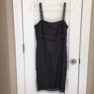 Sue Wong cocktail dress. Like new!